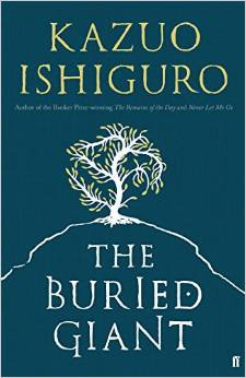 The Buried Giant Front Cover